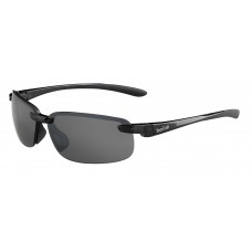 Bolle ATTRAXION 12253, Shiny Black, Polarized TNS Oleo AF