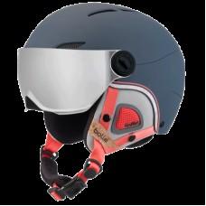 Дамска каска за ски Bolle JULIET VISOR 31504