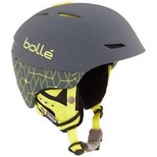 Ски каска BOLLE Milenium 31175 Soft Grey & Yellow Iceberg