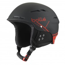 Каска за ски BOLLE B-Fun 30211 Shiny Black/Red