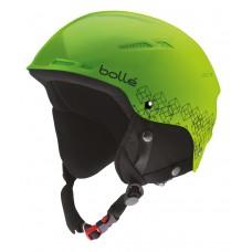 Детска каска за ски Bolle B-Rent 30825 Shiny Green/Black