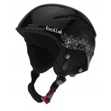 Ски каска BOLLE B-Rent 30809 Shiny Black/Silver