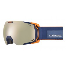 FATEFUL CBG295 Matt Dark Blue Orange. Amber Flash Gold Cat.2