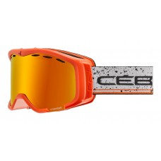 CHEEKY CBG 390 OTG Matt Orange. Orange Flash Fire Cat.2.