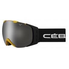 Ски маска Cébé - Origins L CBG36 - Yellow Grey Flash Black