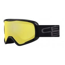 Ски маска Cébé - Razor L CBG61 - Black/Yellow