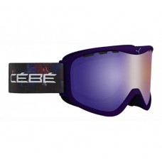 Ски маска CEBE Ridge Violet CBG75/ Brown Flash Blue