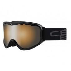 Ски маска CEBE Ridge Black CBG72/ Orange Flash Mirror