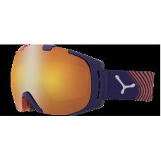 Ски маска CEBE ORIGINS M CBG38 Orange Violet/Orange Flash Fire