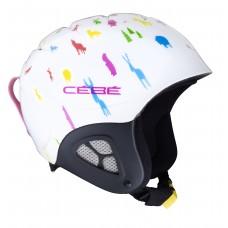 Детска ски каска CEBE Pluma CBH134