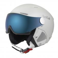 Ски каска BOLLE Backline Visor Premium 31150 White/Silver