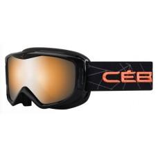 Ски маска CEBE Legend CBG47 Black/Oringe