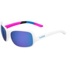 Слънчеви очила  BOLLE Kassia 11956 Shiny White/ Offshore Blue Polarized