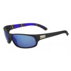 Слънчеви очила BOLLE  Anaconda 11917 Matt Black Stripes/Polarised Offshore Blue oleo AF (cat. 3)