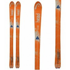 Head Galactic 84 SW Super Light Tourenski Freeride Touring Ski 177cm