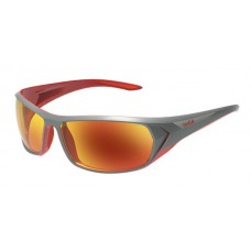 Слънчеви очила  BOLLE Blacktail 12029  Shiny Anthracite Black/TNS Fire/Grey with Red