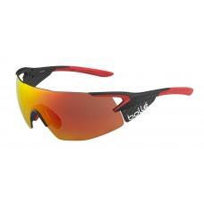 Слънчеви очила BOLLE 5TH Element 12069  Matte Carbone Red/TNS Fire oleo AF