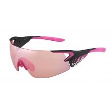 Слънчеви очила BOLLE 5TH Element 12072 Matte Pink Black/Modulator Rose Gun oleo AF