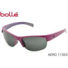 Слънчеви очила BOLLE Aero 11353 Two Pink Transparent Wraparound /TNS