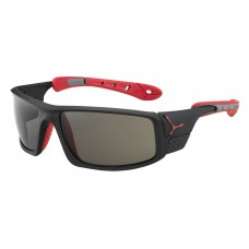 Слънчеви очила CEBE Ice 80010 CBICE80010 Matt Black Red/Variochrom Peak AF