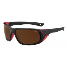 Слънчеви очила CEBE Jorasses  CBJOL1 Matt black Red/2000 Brown AF FM