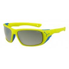 Слънчеви очила CEBE Jorasses CBJOL5 Matt Lime Blue/Variochrom Peak AF FM
