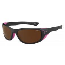 Слънчеви очила CEBE Jorasses CBJOM1 Matt Black Pink/2000 Brown AF FM