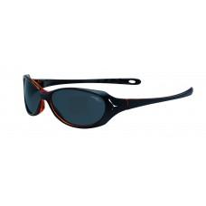Детски слънчеви очила CEBE Koala CBKOAT8 Matt Black Cristal Orange/1500 Grey Blue Light