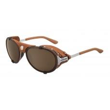 Слънчеви очила CEBE LHOTSE CBLHOT3 Matt Silver Brown/2000 Brown AR FM