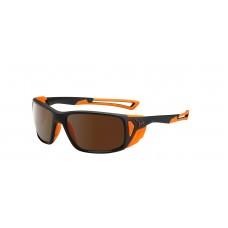 Слънчеви очила CEBE Pproguide CBPROG2 Matt Black Orange/2000 Brown AR FM