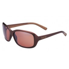 Слънчеви очила BOLLE Molly 11804 Matte Chocolate/Gold Polarized Sandstone Gun oleo AR