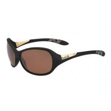 Слънчеви очила BOLLE  Grace 11950 Matte Black Polarized Sandstone Gun oleo AF