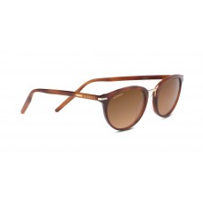 SERENGETI ELYNA  8966 Shiny Red Tortoise Polarized Drivers® Gradient