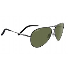 Carrara 8294 Shiny Gunmetal, Polarized 555 nm