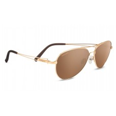Слънчеви очила Serengeti Brando 8456 Shiny Bolt  Gold, Polarized Drivers Gold