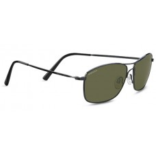 Слънчеви очила Serengeti Corleone Shiny Gunmetal Polarized 555nm  8565